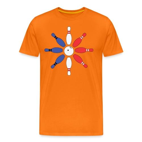 Roue de Quilles - T-shirt Premium Homme