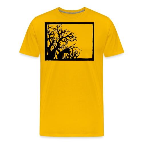 Winterknick - Männer Premium T-Shirt