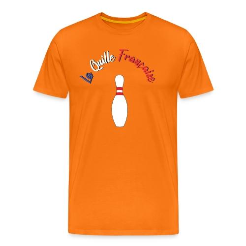 La Quille Francaise - T-shirt Premium Homme
