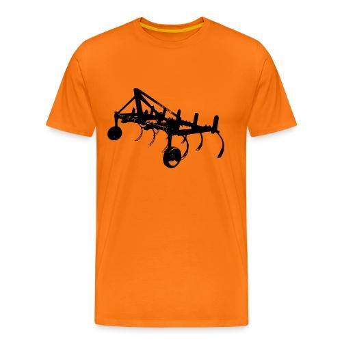 Cultivator1 - Men's Premium T-Shirt