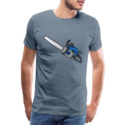 Kettensäge - Männer Premium T-Shirt