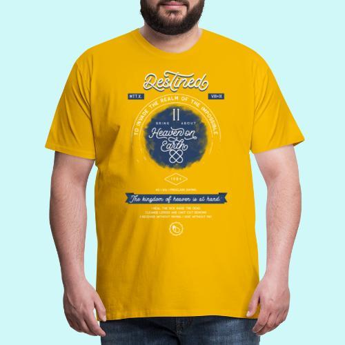 Christian Custom - Männer Premium T-Shirt