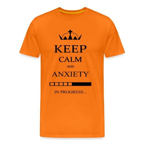 keep_calm - Maglietta Premium da uomo