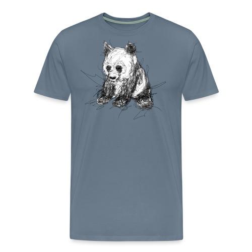 Scribblepanda - Men's Premium T-Shirt