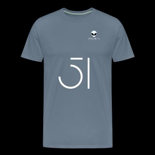 51 - Mannen Premium T-shirt