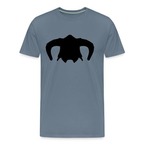 Nord Warrior Helm T-Shirt - Maglietta Premium da uomo