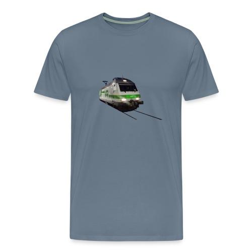 VR_juna_veturinro3230 - Men's Premium T-Shirt