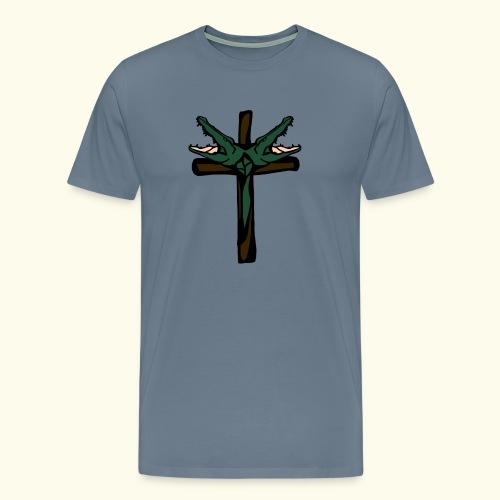 O.DD cross - T-shirt Premium Homme
