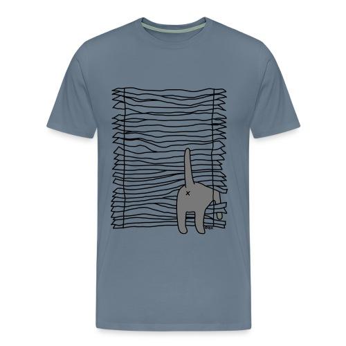 Broken Blinds - Men's Premium T-Shirt