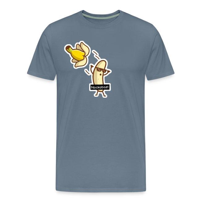 Vorschau: Nockabazl - Männer Premium T-Shirt