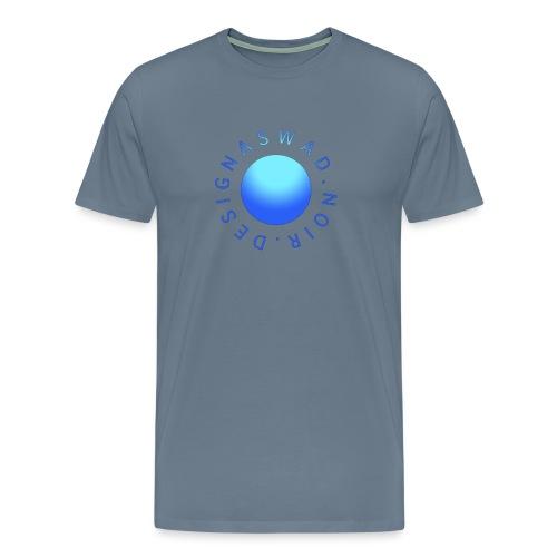 ASWAD NOIR DESIGN - Men's Premium T-Shirt