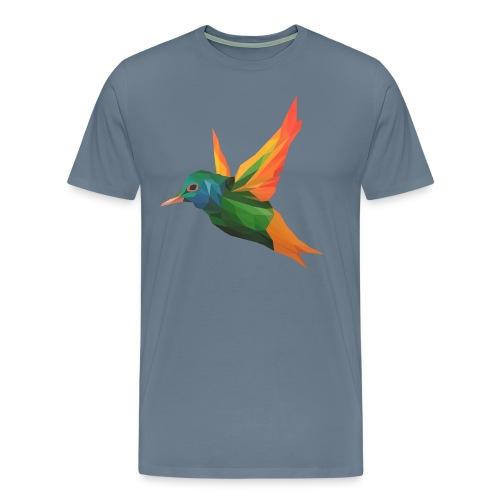 EXOTIC BIRD - MINIMALIST - T-shirt Premium Homme
