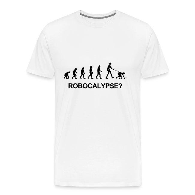 Evolution et robot