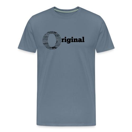 original grey - Men's Premium T-Shirt