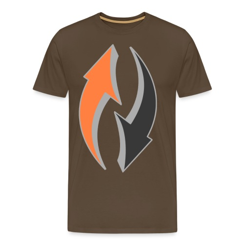 arrows (Saw) - Men's Premium T-Shirt