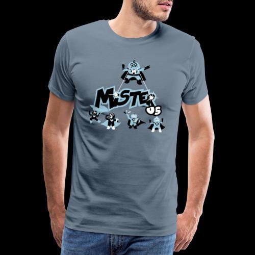 Mister US - T-shirt Premium Homme