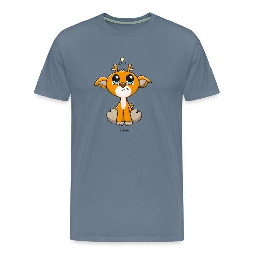 i.deer - Männer Premium T-Shirt