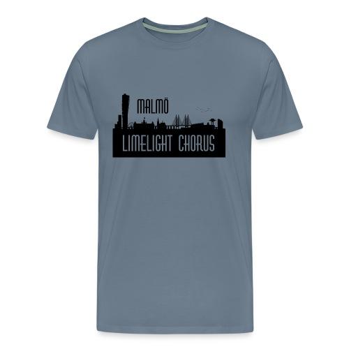 MLCLogo - Premium-T-shirt herr