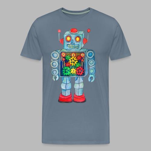 ROBOT - Men's Premium T-Shirt