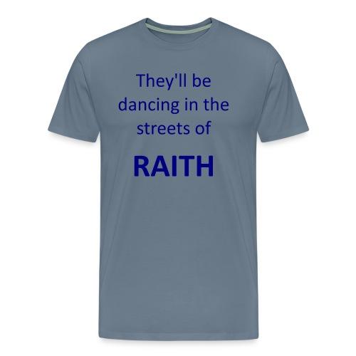 roadtohampden dancing - Men's Premium T-Shirt