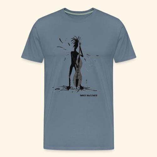 Stanley , Bassist - Men's Premium T-Shirt