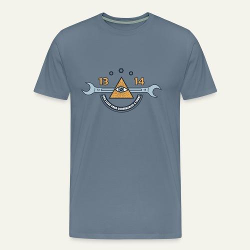 Llave 13/14 - Camiseta premium hombre