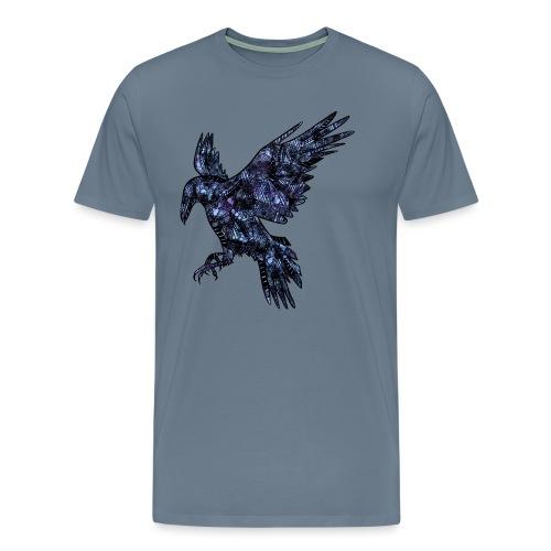 Ravn - Premium T-skjorte for menn