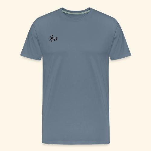 Asian Style - Männer Premium T-Shirt