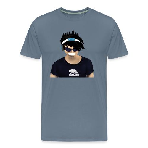 HYDRA remrera png - Camiseta premium hombre