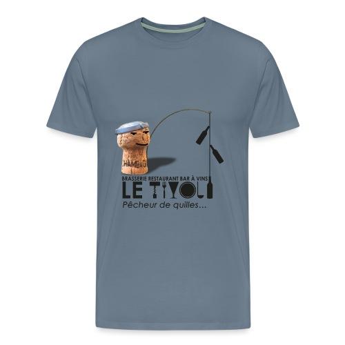 Logo Tivol AvecPerso - T-shirt Premium Homme