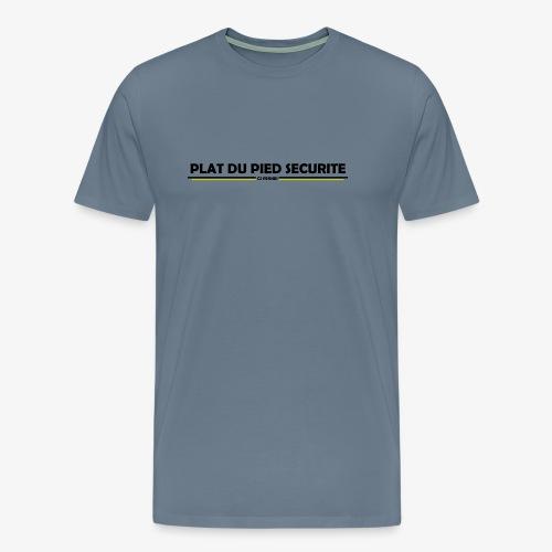 PLATDUPIED - T-shirt Premium Homme