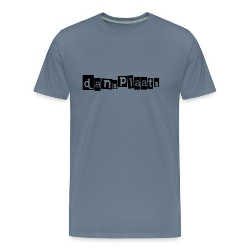 Dansplaats delft - Mannen Premium T-shirt