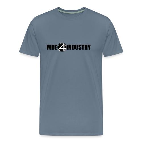 mde - Männer Premium T-Shirt
