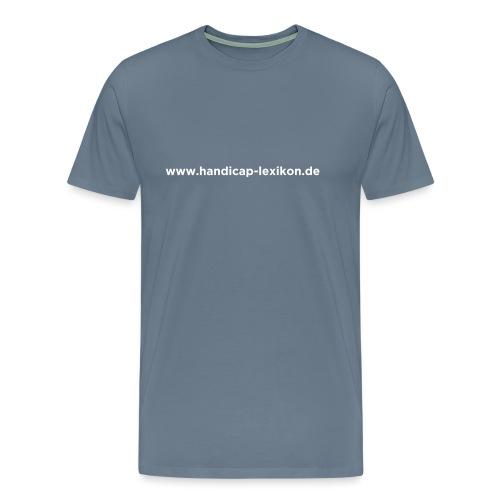 Web - Männer Premium T-Shirt