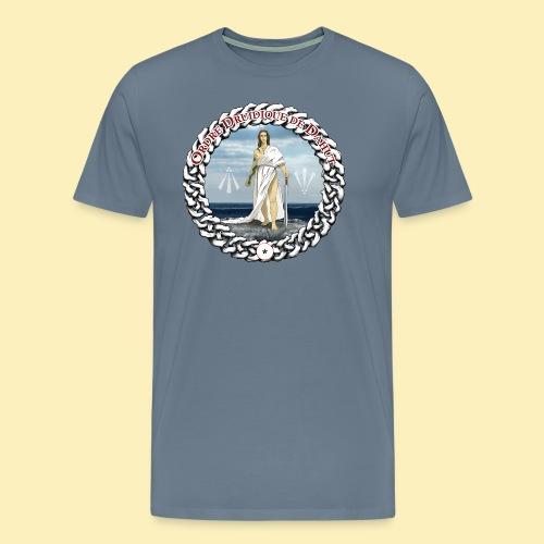 Ordre Druidique de Dahut Logo - T-shirt Premium Homme