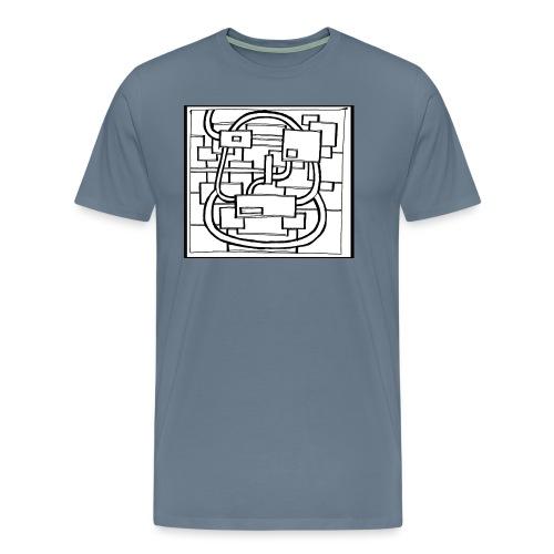 tetenoire - T-shirt Premium Homme