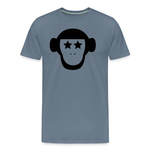 aap 6 ster - Mannen Premium T-shirt