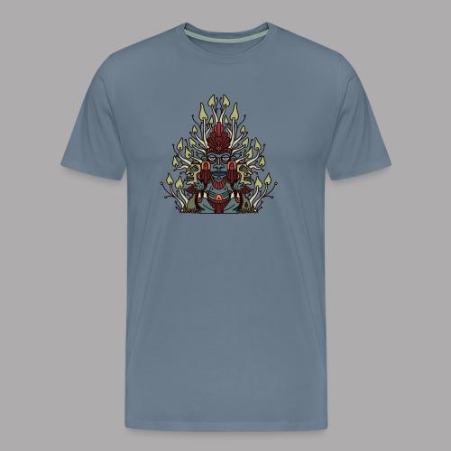 shroomy man - Men's Premium T-Shirt