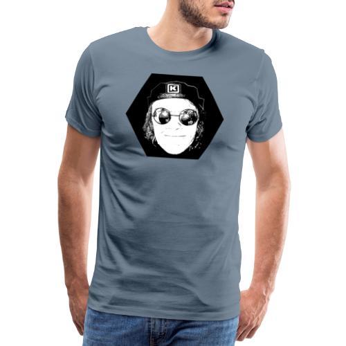 Kemppaisen mallisto 2.0 - Miesten premium t-paita