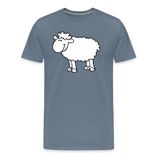 Schaf2 - Männer Premium T-Shirt