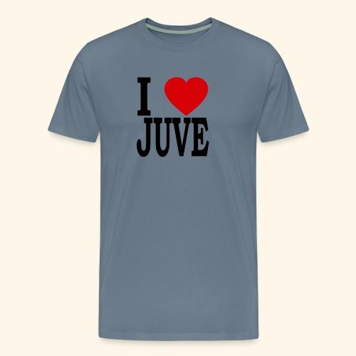 I love Juve - Männer Premium T-Shirt