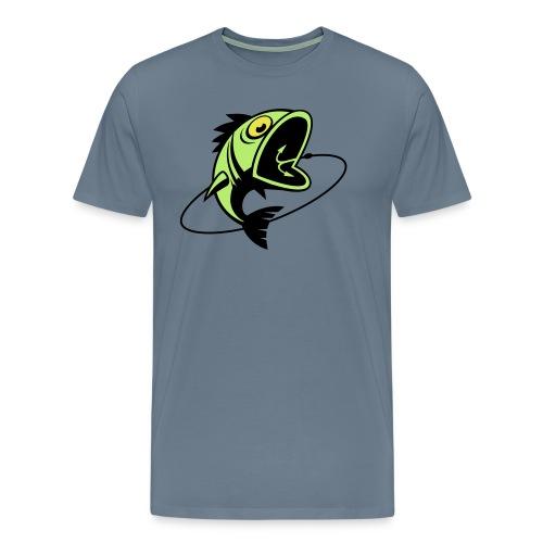 VL107B_BigFish_3c - Männer Premium T-Shirt