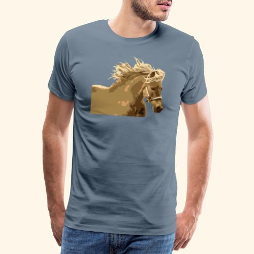 shetland - Männer Premium T-Shirt