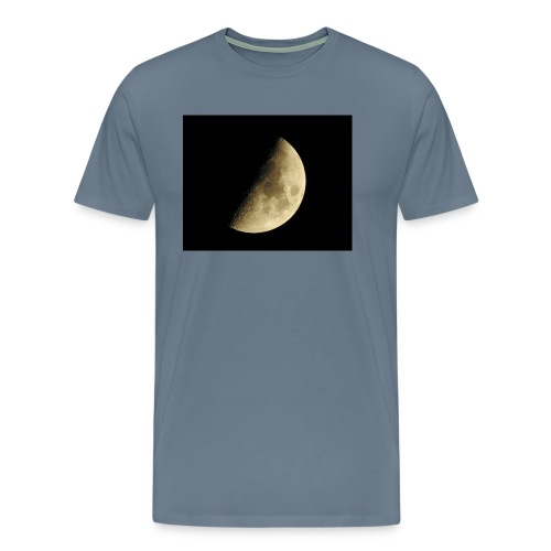 LUNA_3840X3072 - Maglietta Premium da uomo