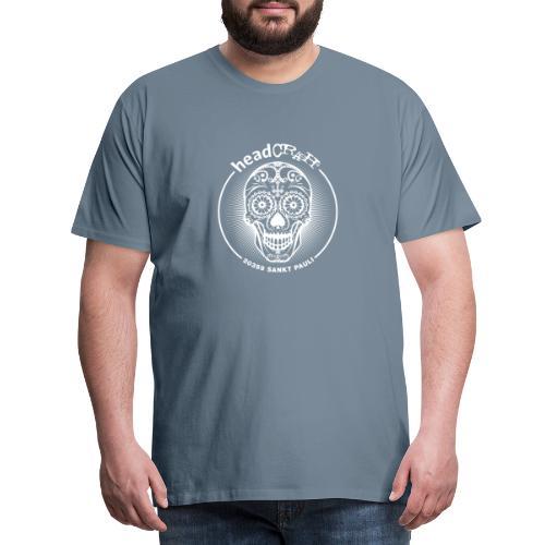 hC_star_white - Männer Premium T-Shirt