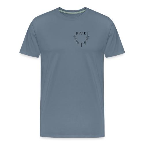 Verwirrt-Shirt Men - Männer Premium T-Shirt