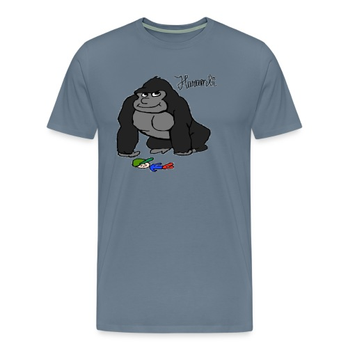 Harambae - Mannen Premium T-shirt
