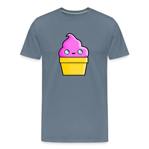 GLACE KAWAII - T-shirt Premium Homme