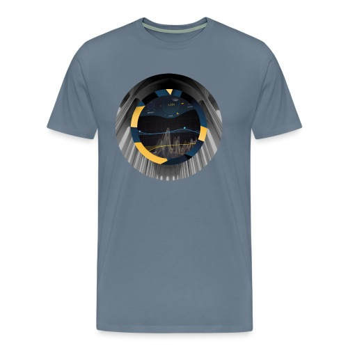 FabFilter Pro-R Circle - Men's Premium T-Shirt