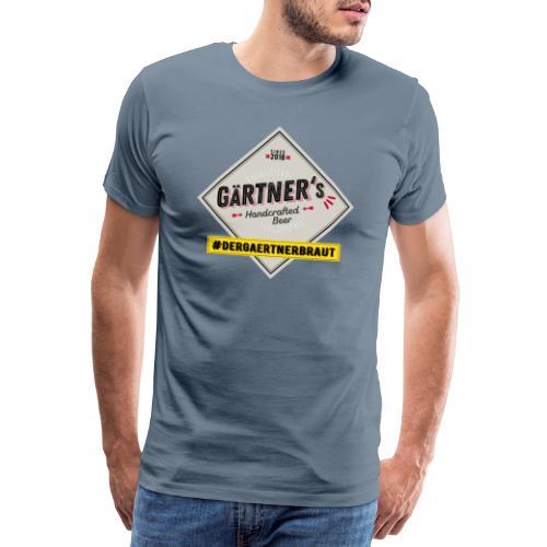 dergaertnerbraut - Männer Premium T-Shirt